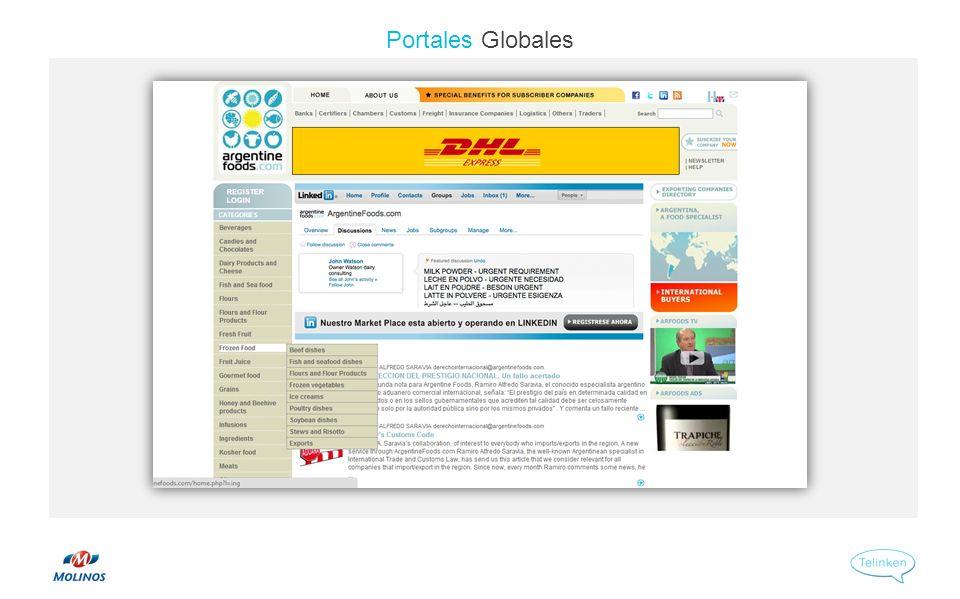 Portales Globales
