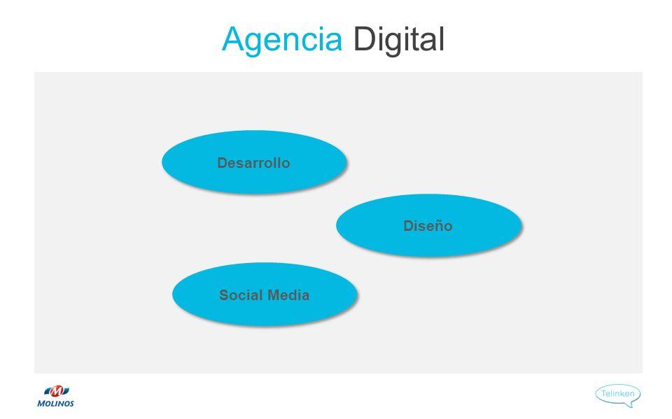 Desarrollo Agencia Digital Diseño Social Media