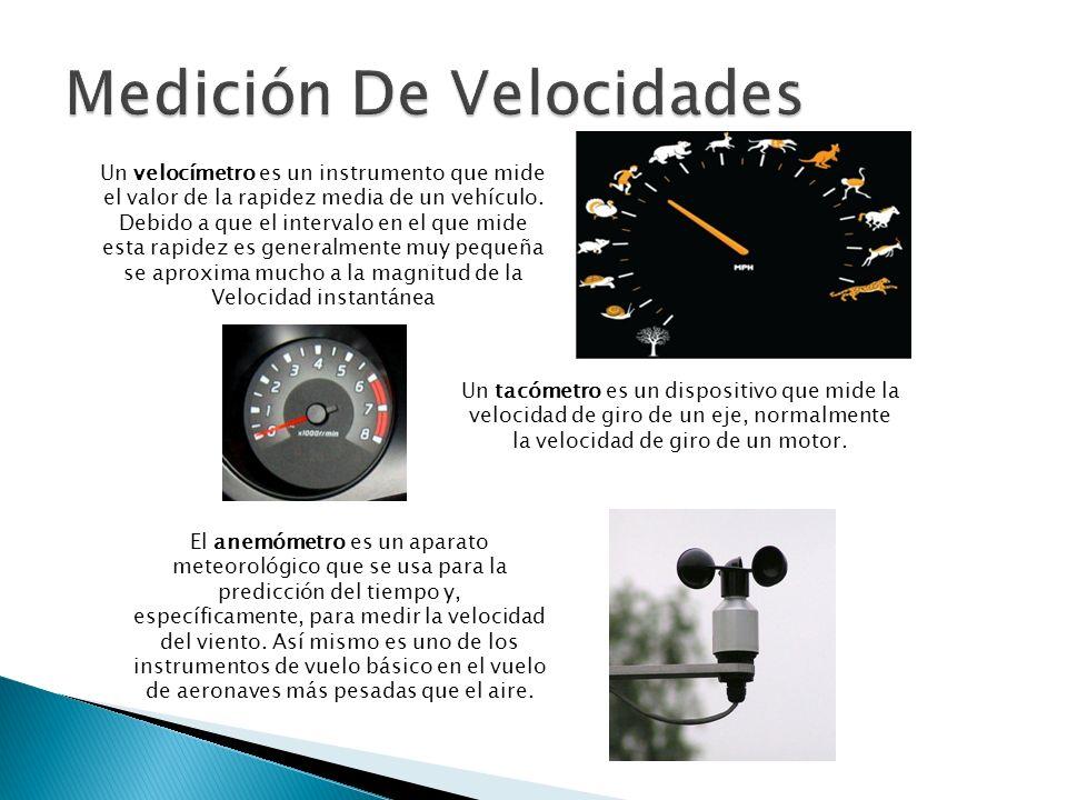 El anemómetro es un aparato meteorológico que se usa para la predicción del tiempo y, específicamente, para medir la velocidad del viento. Así mismo e