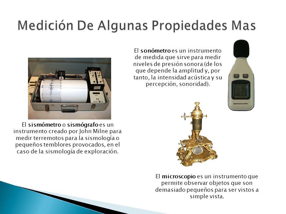El sismómetro o sismógrafo es un instrumento creado por John Milne para medir terremotos para la sismología o pequeños temblores provocados, en el cas