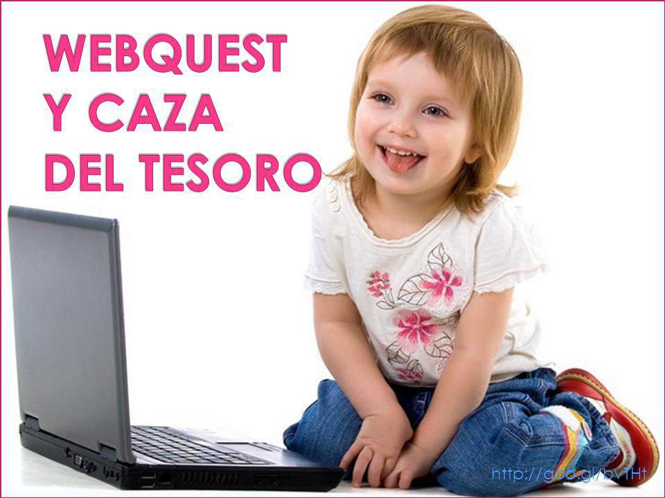 Conceptos Clave Webquest Caza del Tesoro Posibilidades Educativas Para Saber Más Conclusiones http://goo.gl/5ZAGZ