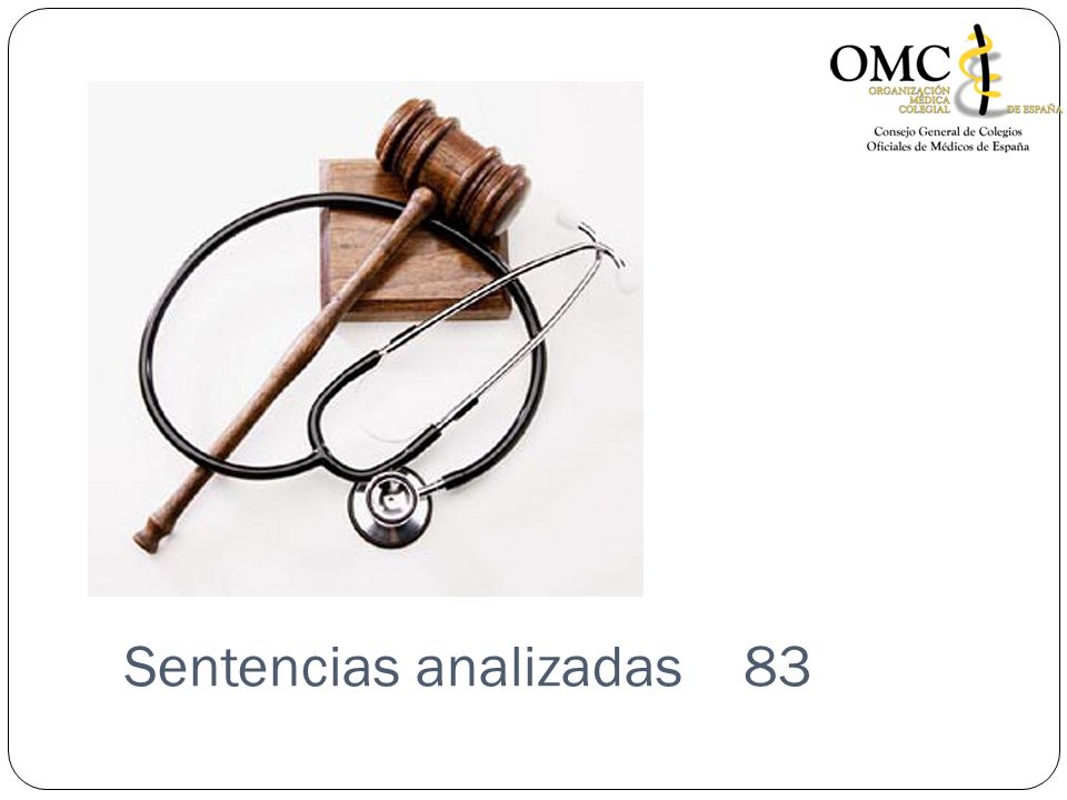 Sentencias analizadas 83