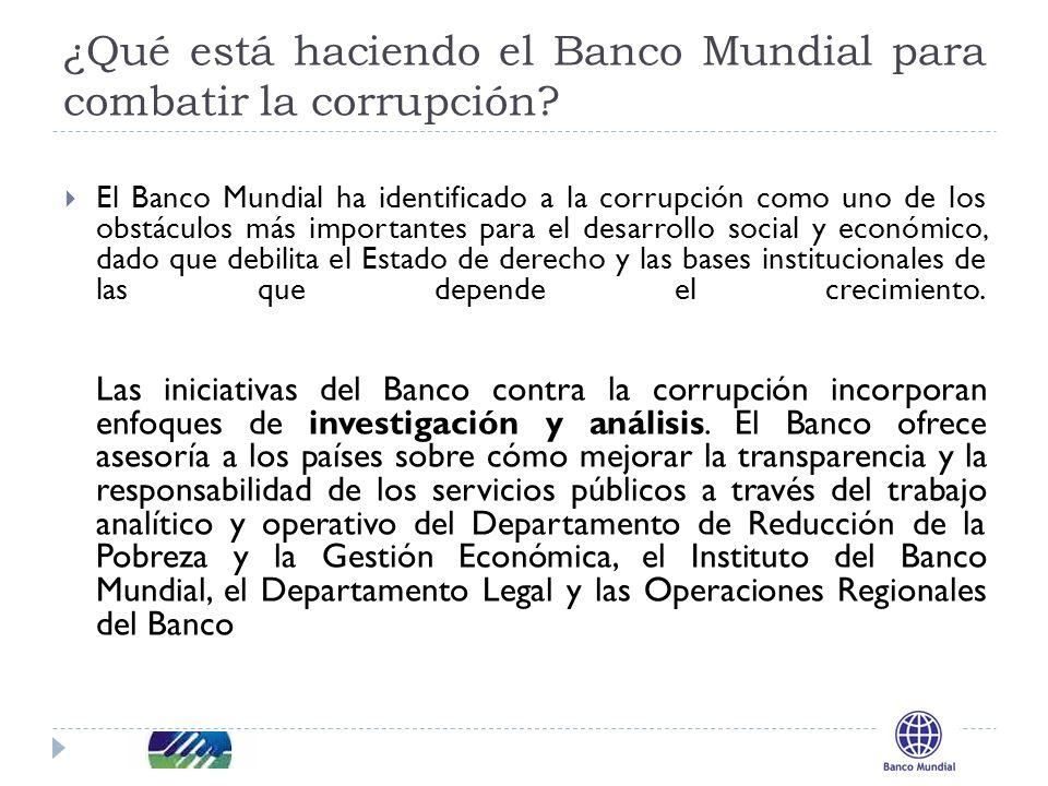Selección y Contratación de Consultores 1.23 Fraude y Corrupción.