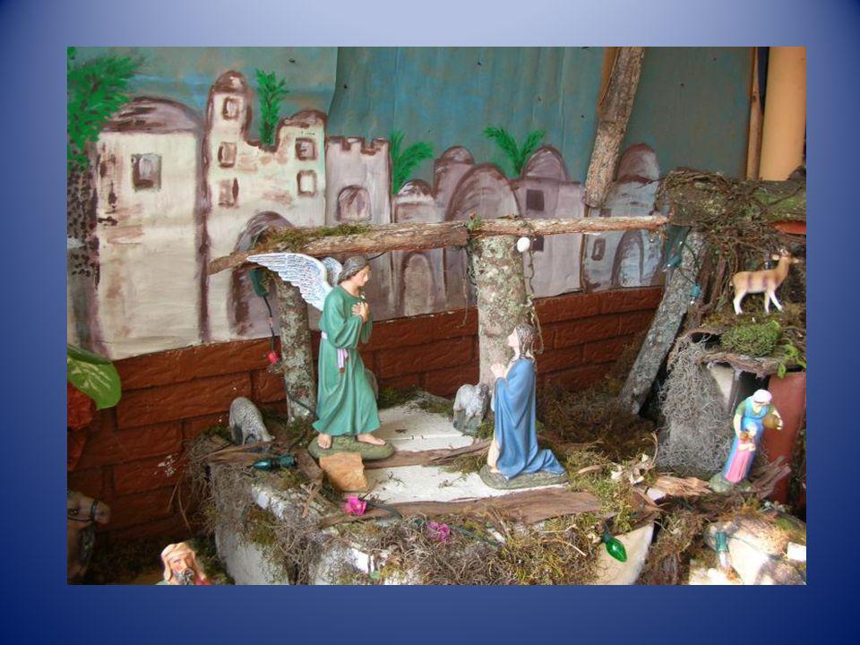 A LOS REYES LOS BUSCARON TAMBIEN LOS ANGELES PARA DARLES LA NUEVA BUENA.