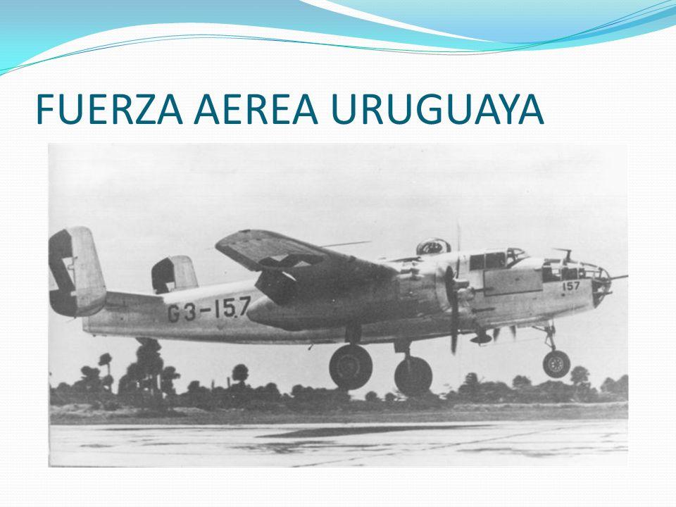 FUERZA AEREA URUGUAYA
