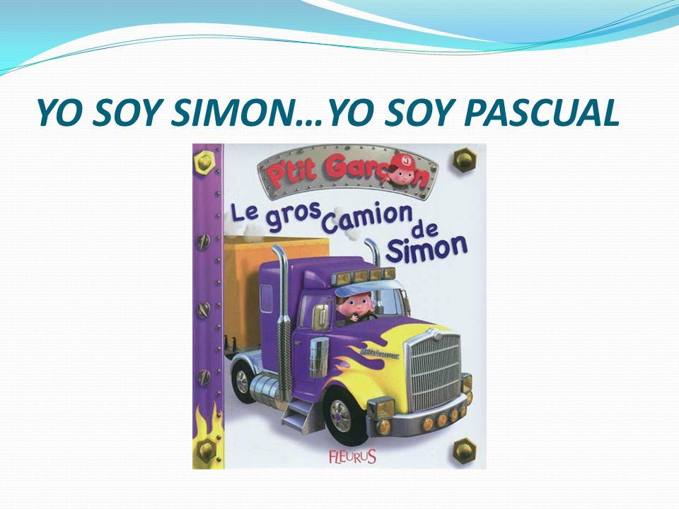 YO SOY SIMON…YO SOY PASCUAL