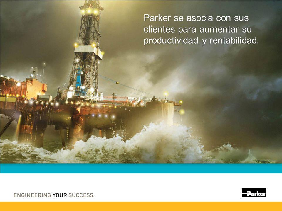 Parker se asocia con sus clientes para aumentar su productividad y rentabilidad.