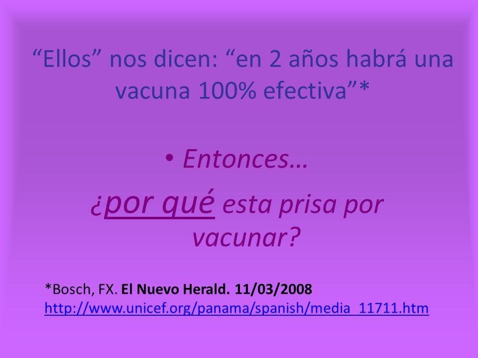 ¿Las mujeres corren el riesgo de sufrir una VPHeización debido a la exageración constante de la infección del VPH y la campaña de miedo creada por las compañías farmacéuticas?