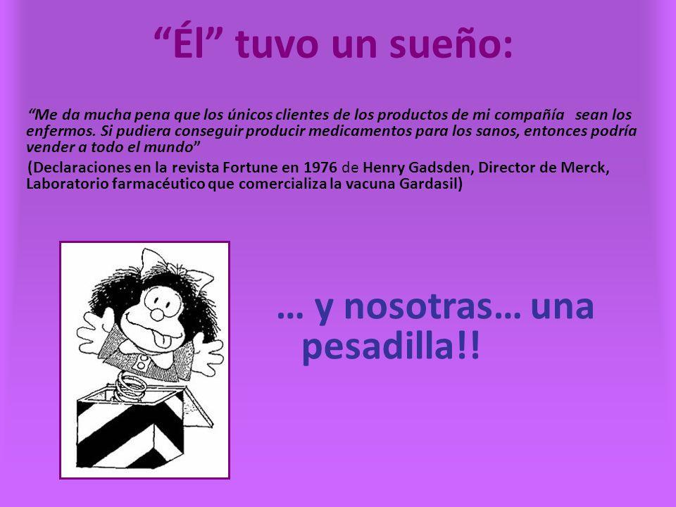 Associació de dones de les Illes Balears per a la Salut Información independiente sobre la Vacuna contra el Virus del Papiloma Humano (VPH)
