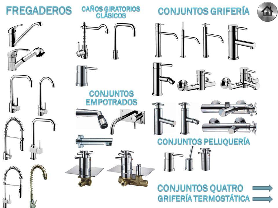 140004 Conjunto ducha QUATRO M1 SLM shower QUATRO M1 Mitigeur douche QUATRO M1