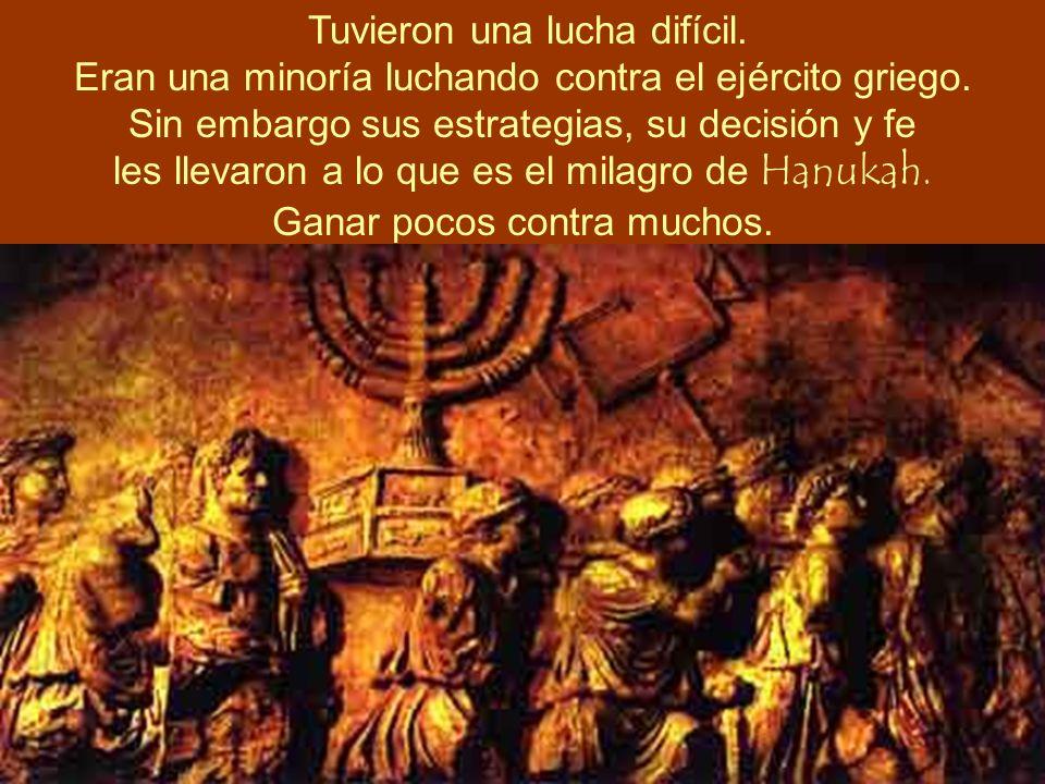La inmediata reacción de los Judíos de la época fué sacrificarse hasta la muerte.