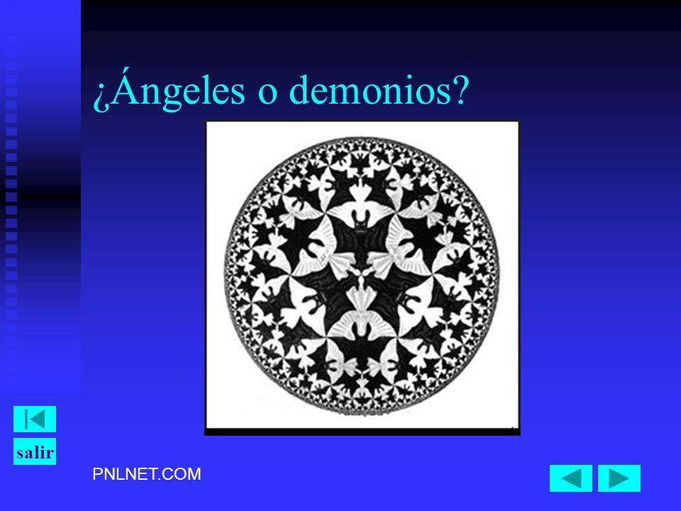 PNLNET.COM salir ¿Ángeles o demonios?