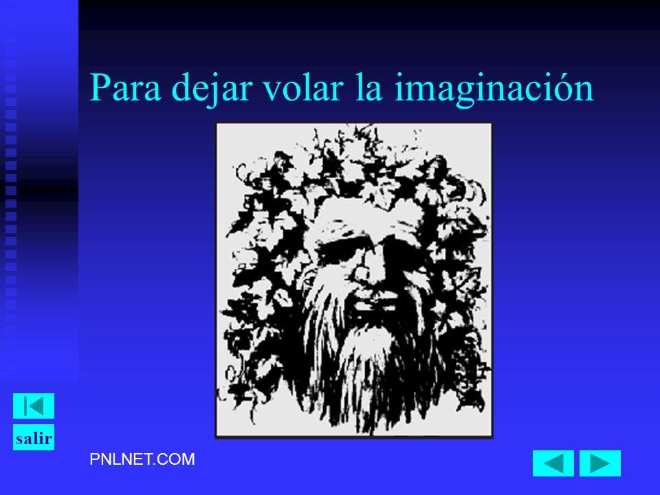 PNLNET.COM salir Para dejar volar la imaginación