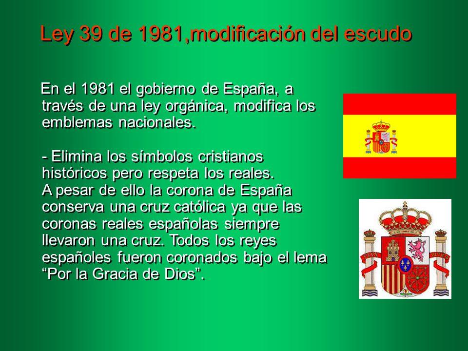 Constitución Española de 1978 El primer ejemplar de la Constitución Española firmado por el Rey Juan Carlos I de España conserva todos los símbolos nacionales y el águila.