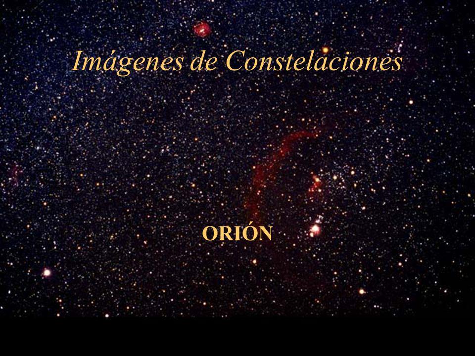 ORIÓN Imágenes de Constelaciones