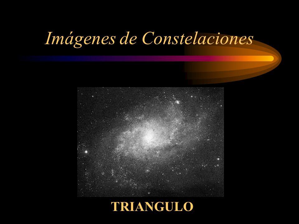 TRIANGULO Imágenes de Constelaciones