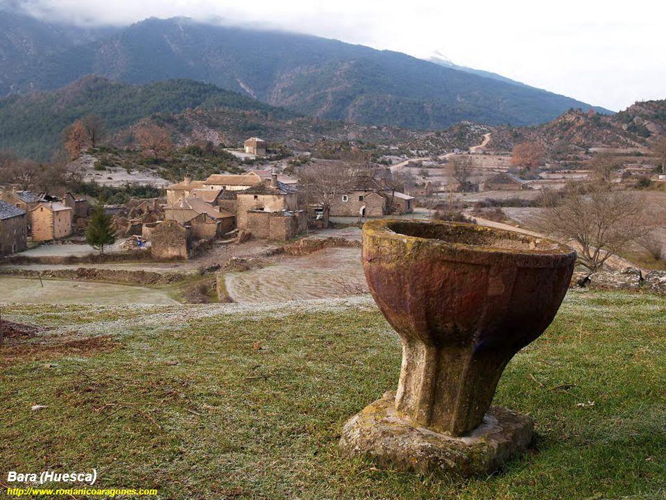 Bara (Huesca ) http://www.romanicoaragones.com