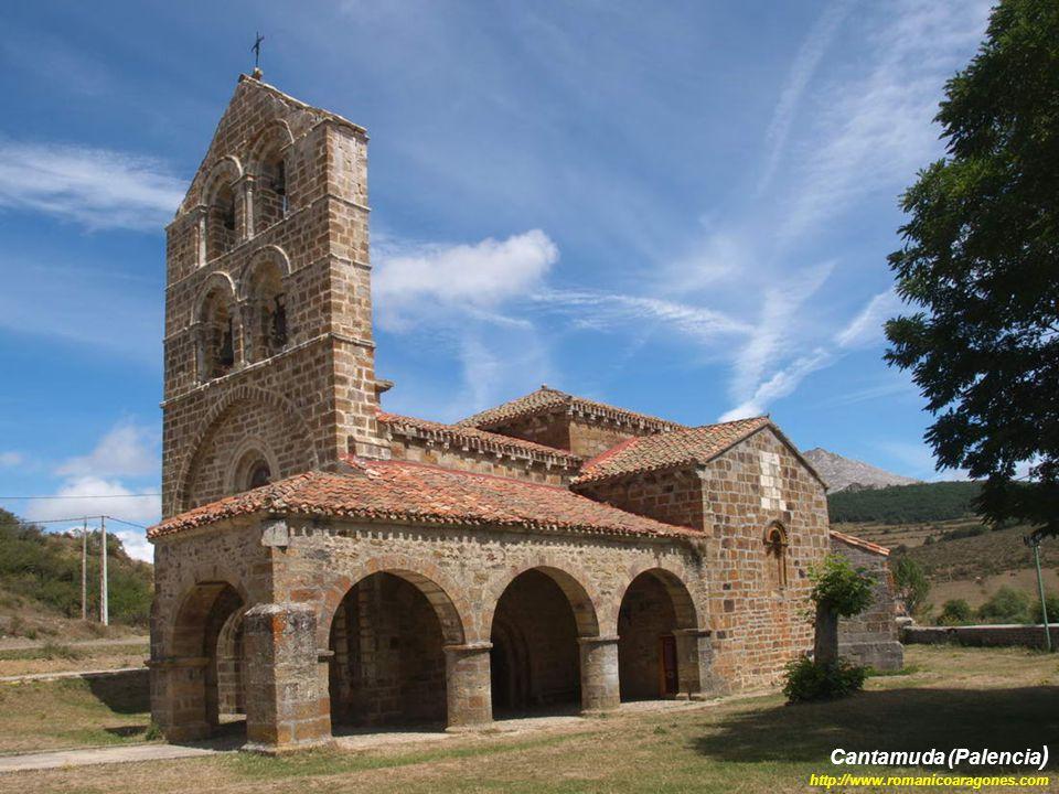 Cantamuda (Palencia ) http://www.romanicoaragones.com