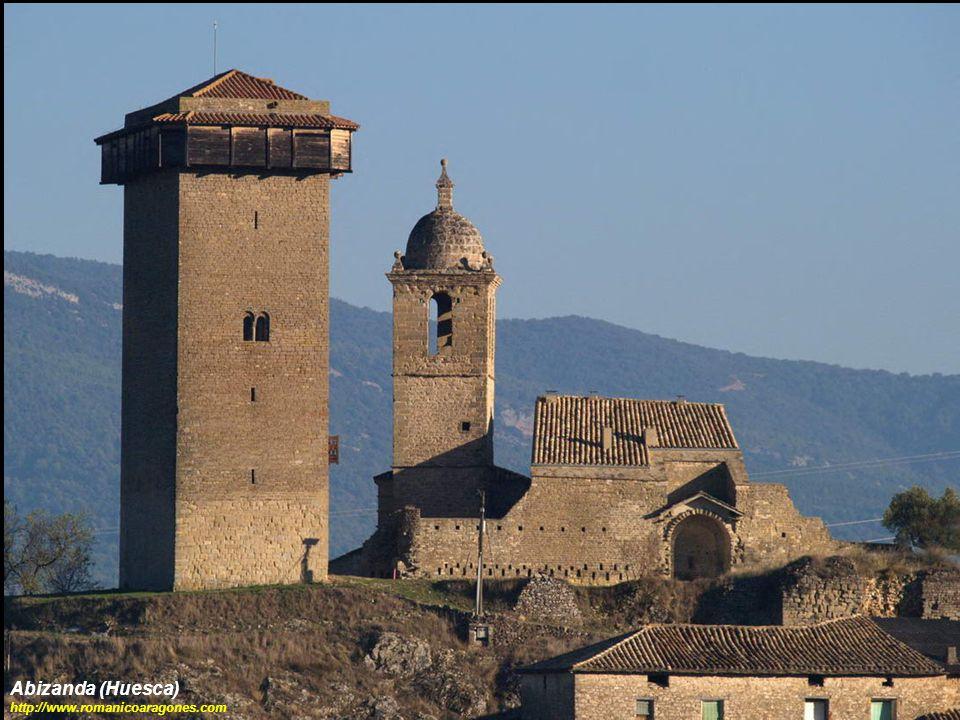 Abizanda (Huesca) http://www.romanicoaragones.com