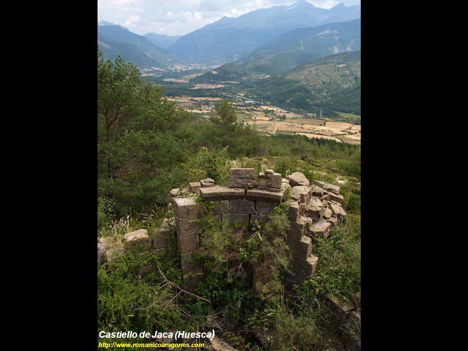Castiello de Jaca (Huesca ) http://www.romanicoaragones.com