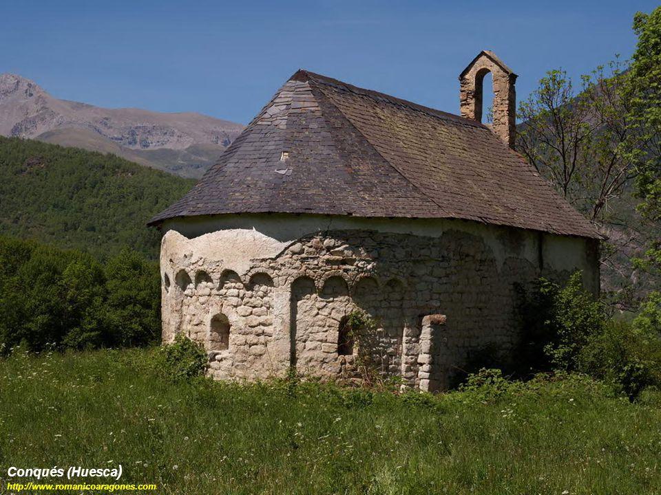Conqués (Huesca ) http://www.romanicoaragones.com