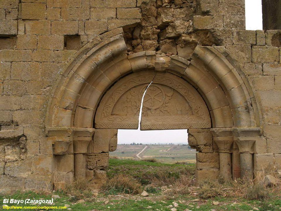 El Bayo (Zaragoza ) http://www.romanicoaragones.com