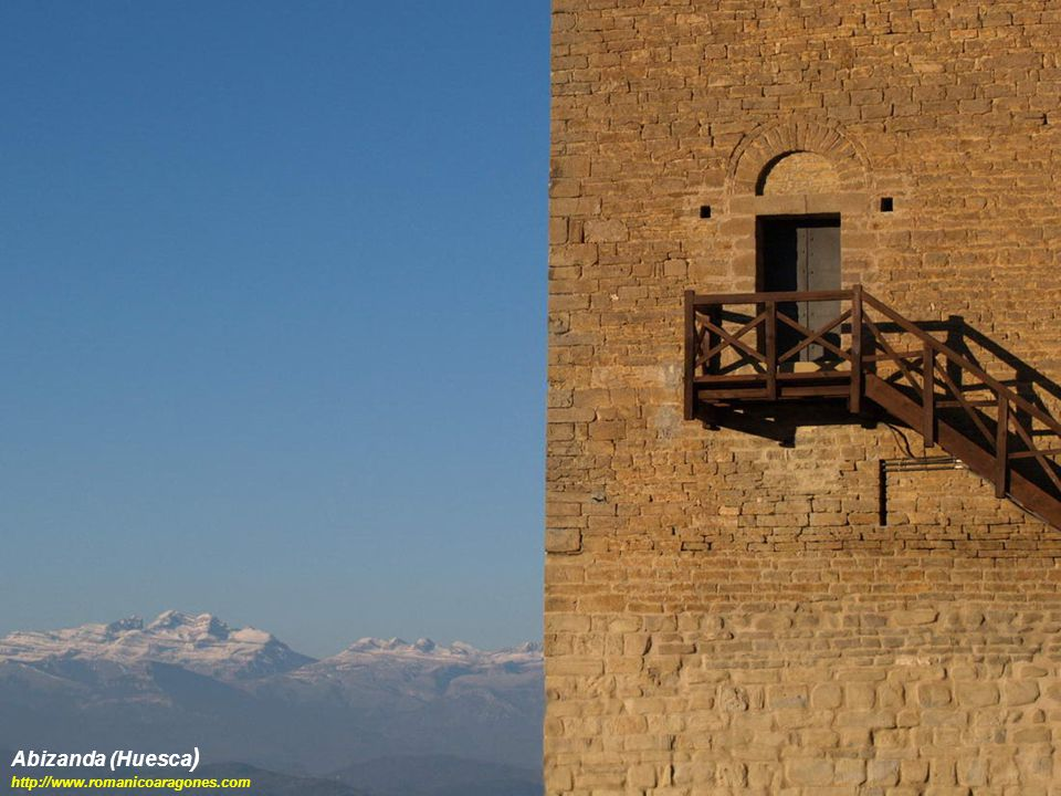 Banaguás (Huesca ) http://www.romanicoaragones.com