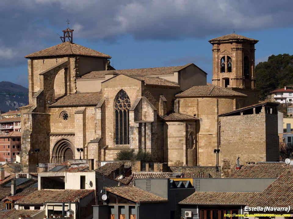 Estella (Navarra ) http://www.romanicoaragones.com