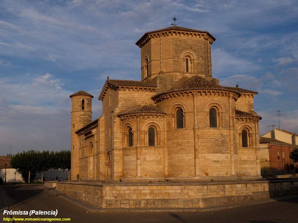 Frómista (Palencia ) http://www.romanicoaragones.com