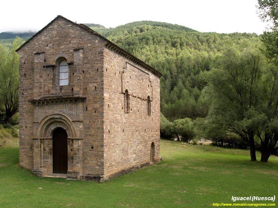 Iguacel (Huesca ) http://www.romanicoaragones.com