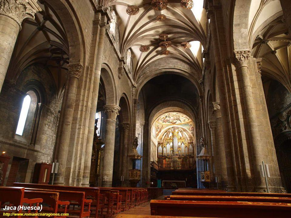 Jaca (Huesca ) http://www.romanicoaragones.com