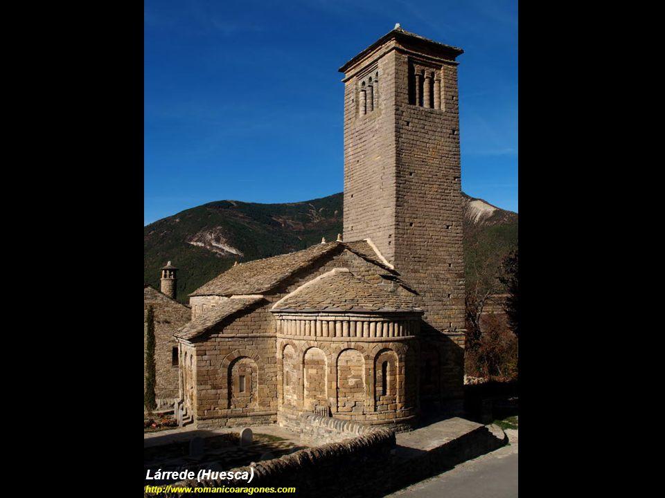 Lárrede (Huesca ) http://www.romanicoaragones.com