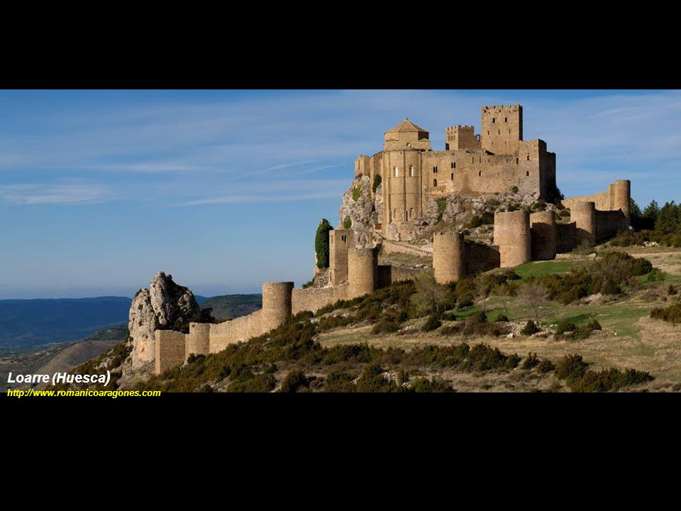 Loarre (Huesca ) http://www.romanicoaragones.com