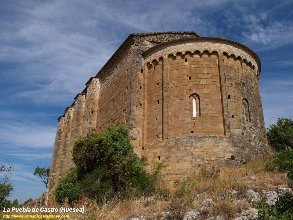 La Puebla de Castro (Huesca ) http://www.romanicoaragones.com