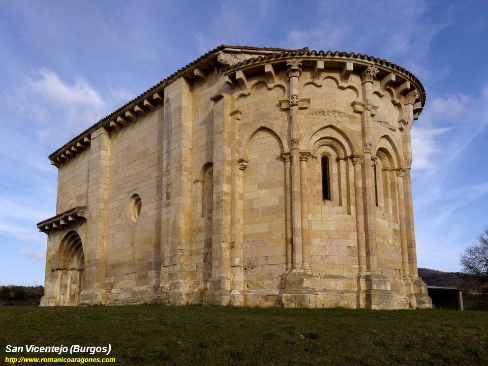 San Vicentejo (Burgos ) http://www.romanicoaragones.com