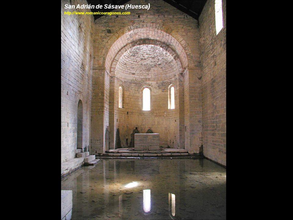 San Adrián de Sásave (Huesca ) http://www.romanicoaragones.com