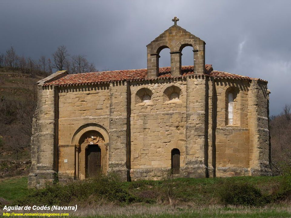 Aguilar de Codés (Navarra ) http://www.romanicoaragones.com