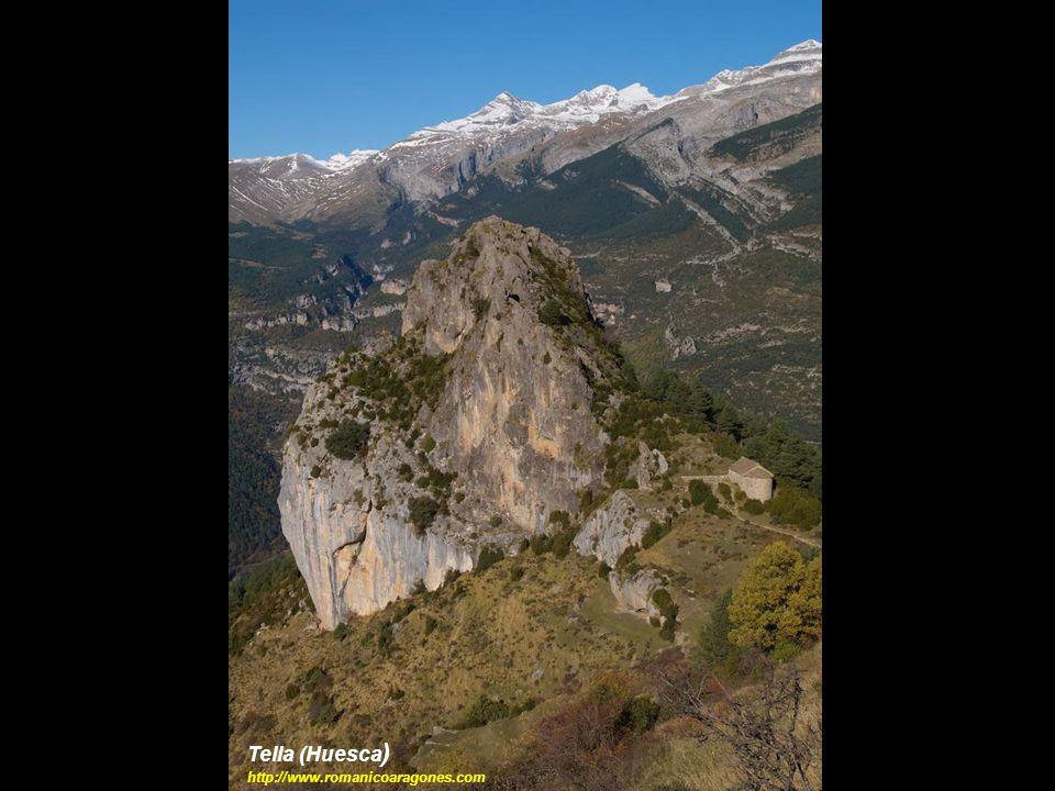 Tella (Huesca ) http://www.romanicoaragones.com
