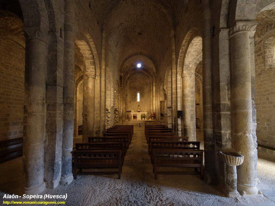 Alaón - Sopeira (Huesca ) http://www.romanicoaragones.com