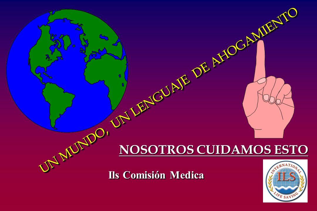 UN EQUIPO, `UN OBJETIVO UN EQUIPO, `UN OBJETIVO GUARDAVIDAS y PERSONAL MEDICO