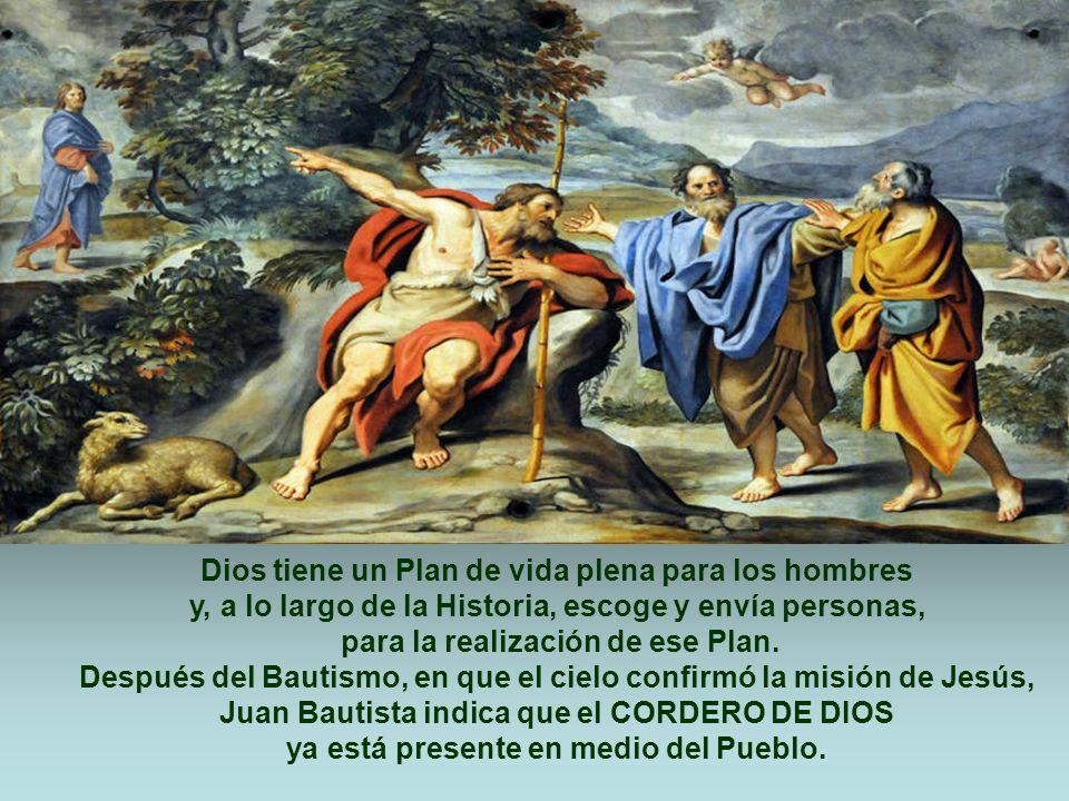 En todos nosotros se esconde un precursor, un Juan Bautista.