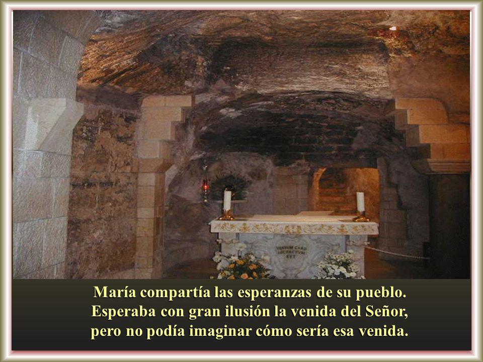 La Virgen de la Esperanza, que se venera en la Catedral de León, nos introduce en la última semana del Adviento. En ella, el fruto humano se revela co
