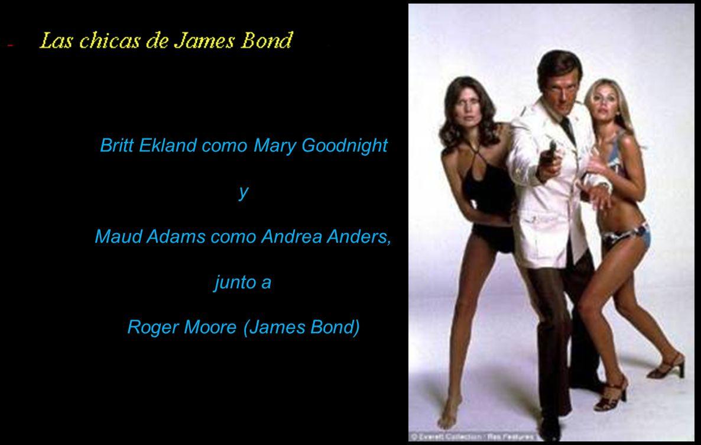 El hombre de la pistola de oro 1974 Director: Guy Hamilton Argumento Scaramanga, un famoso asesino conocido como el hombre de la pistola de oro , recibe el encargo de matar a James Bond.