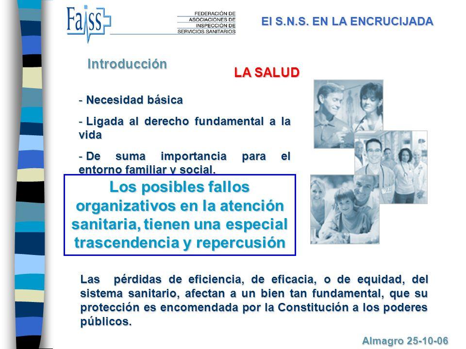 Introducción - N- N- N- Necesidad básica - L- L- L- Ligada al derecho fundamental a la vida - D- D- D- De suma importancia para el entorno familiar y social.