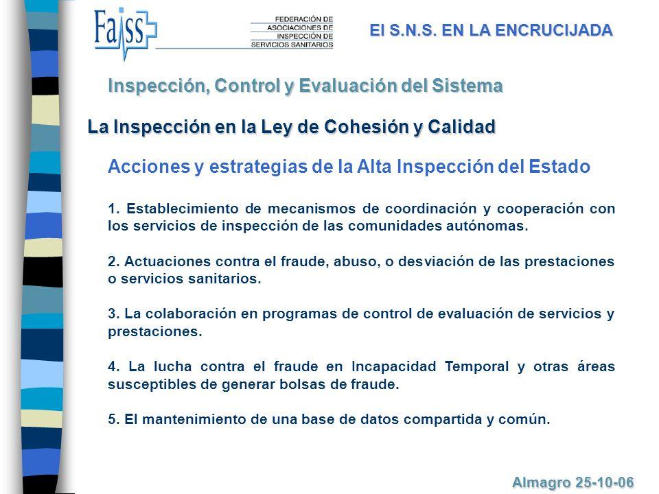 Acciones y estrategias de la Alta Inspección del Estado 1.