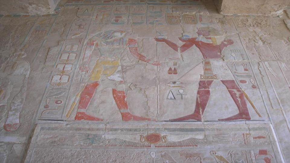 TEMPLO DE HATSHEPSUT (S. XV a. C.) (S. XV a. C.)