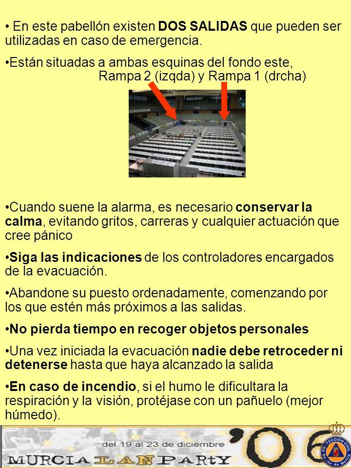 RAMPA 2RAMPA 1