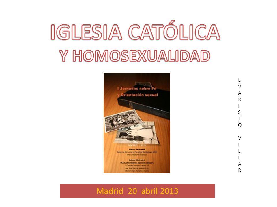Madrid 20 abril 2013 EVARISTOVILLAREVARISTOVILLAR