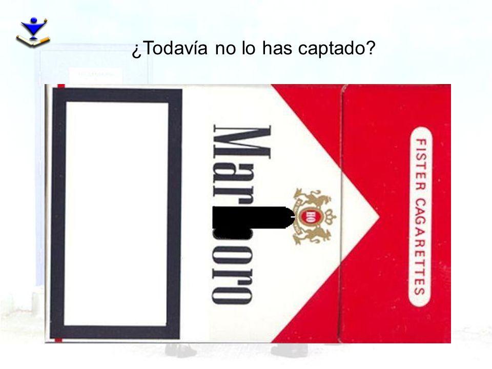 Porque el tabaco jode. ¡Que lo sepas!