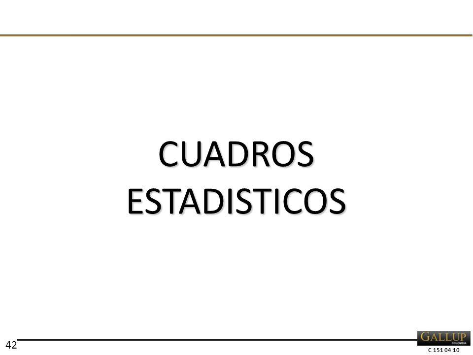C 151 04 10 CUADROS ESTADISTICOS 42